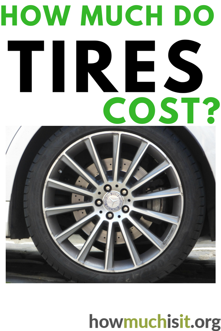How Much Should You Budget For New Tires See What New Tires Cost