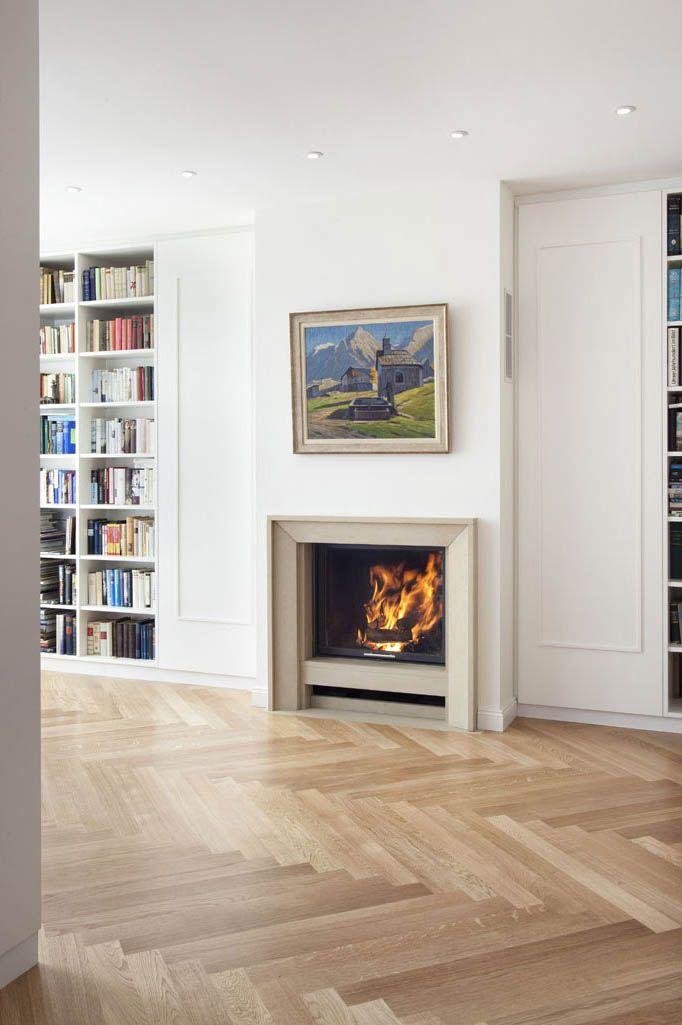 eine klassische schoene stilkaminloesung der einsatz ist ein varia sh der vorgesetzte rahmen. Black Bedroom Furniture Sets. Home Design Ideas