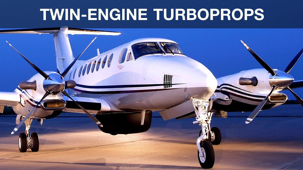 Top 6 TwinEngine Aircraft / Turboprops Over 1 Million