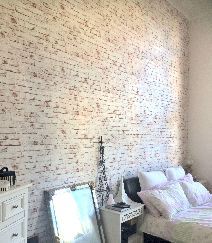 image result for whitewashed brick bedroom | paragon street