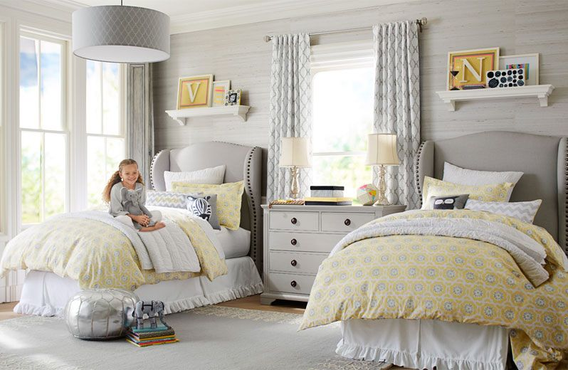 Sensational 25 Awesome Shared Bedroom Ideas For Kids Two Of A Kind Download Free Architecture Designs Viewormadebymaigaardcom