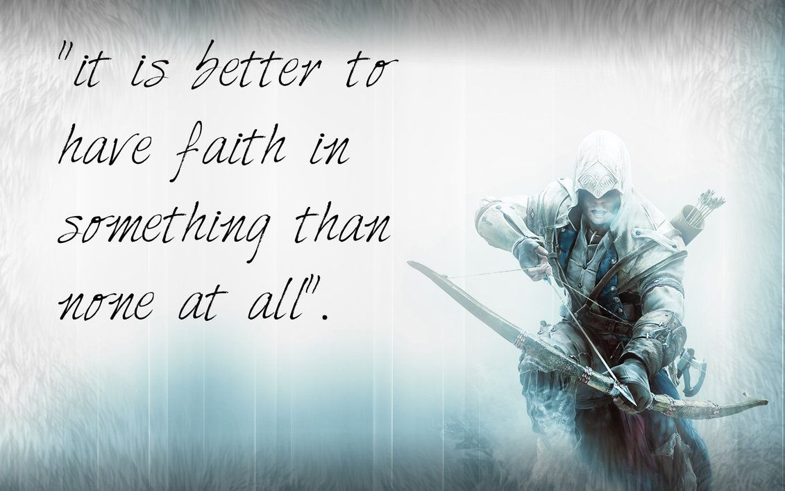Assassin's Creed Quotes Assassin's Creed Quotes  Google Search  Assassin Creed Quotes .