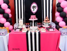 "Barbie / Birthday ""Cumpleaños barbie"" 