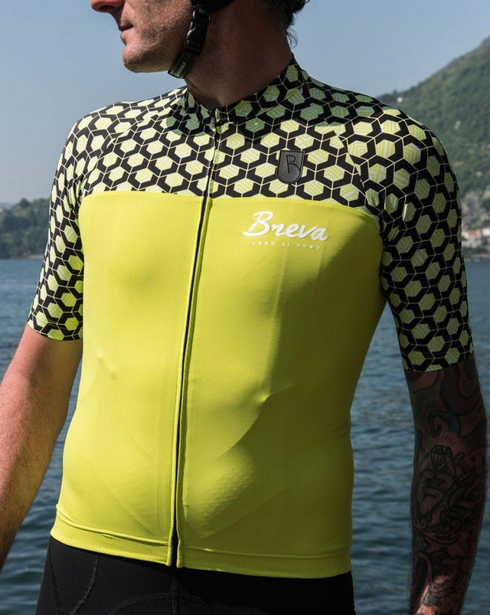 Jersey Race2 Man Breva Cycling Cycling Jersey Design Biking Outfit Jersey Design