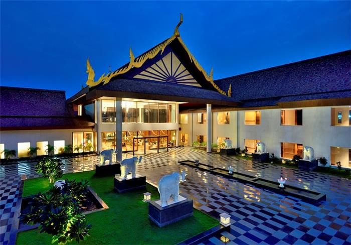 Radissonblu Resort Spa Karjat Proudly Celebrates Its 1st Year Anniversary Resort Spa Hotel Spa Resort