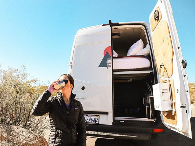 Where is your first trip going to be when all this is over? We know we're ready to get our vans, and you, back on the road! Tag the camping crew that you're currently socially distanced from! #MakeCampatHome . . PS - we're still taking conversion inquiries and have summer openings! . . . . . #socialdistancing #smallbusiness #vanlife #findwhatmovesyou #sprinterconversion #vanbuild #packthevan #vanlifecaptain #adventure #optoutside #vanlifediaries #vanlifedreams #vanlifeideas #nomadlife #trending