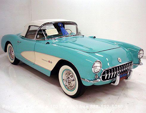 Classic Corvette For Sale 1957 1021a Classic Corvette Old Corvette Corvette