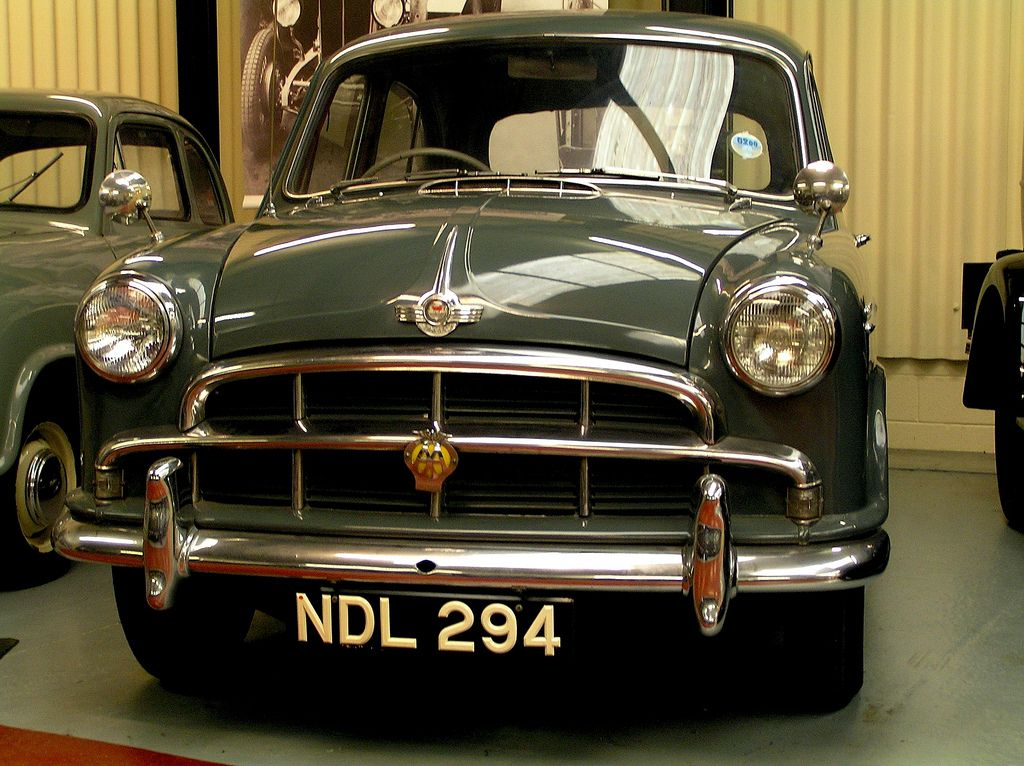 Morris Oxford | 1950\'s Morris Oxford. Versions of this car are still ...