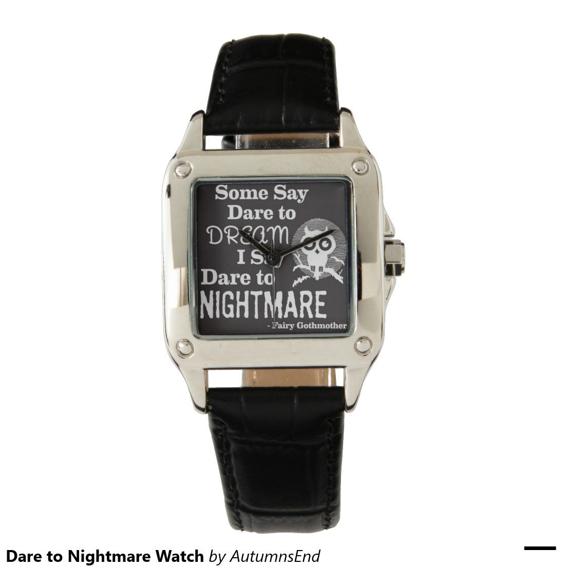 Dare to Nightmare Watch