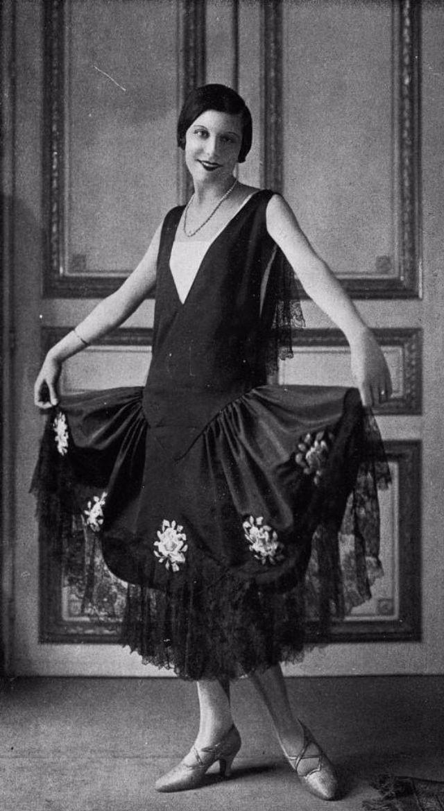 Vintage Everyday Fashion In The Roaring Twenties 36