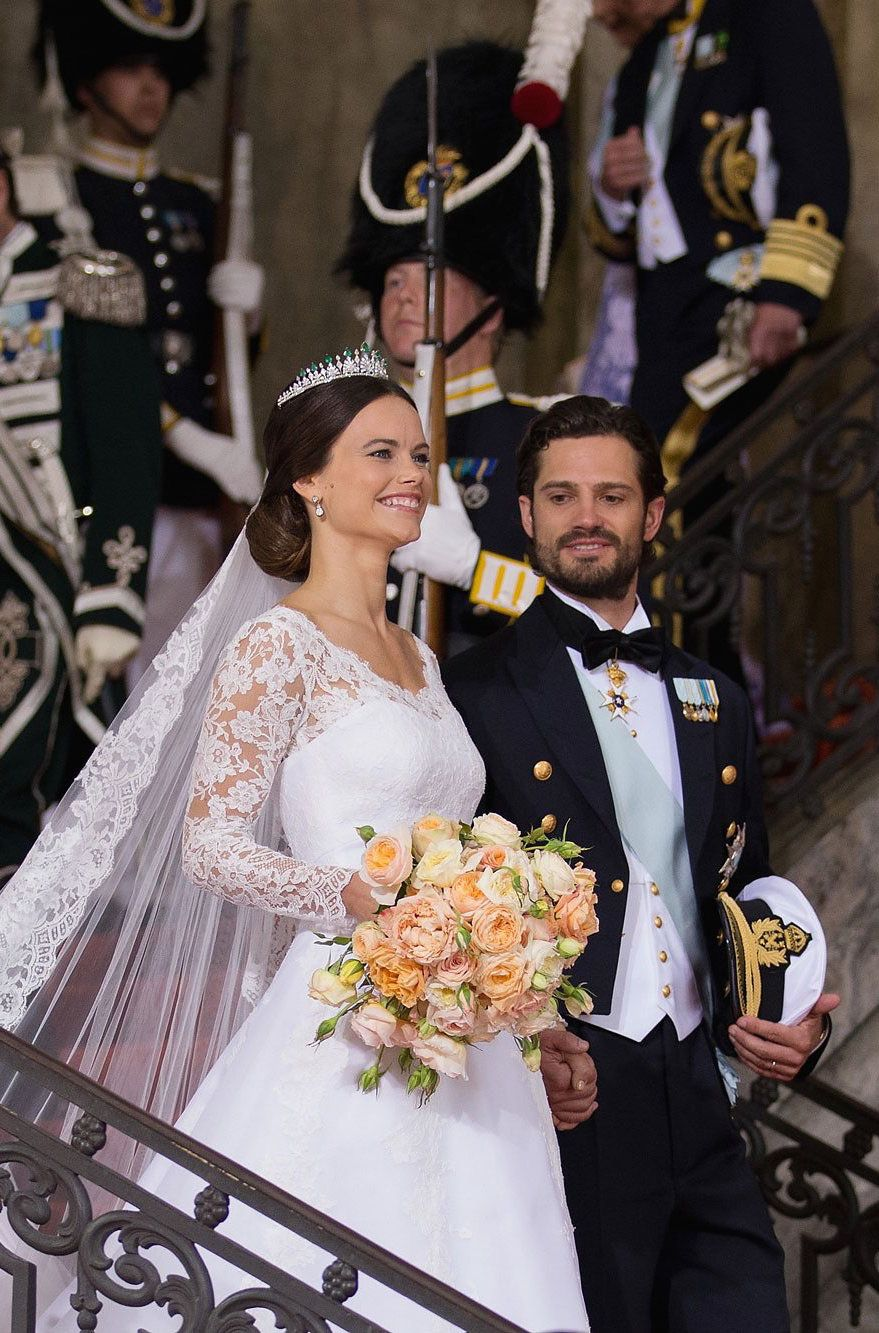 The 23 Most Memorable Royal Weddings Of All Time Royal Weddings Royal Brides Wedding Dresses
