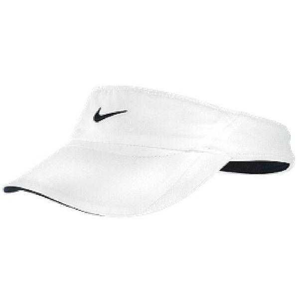 nike and sun visor