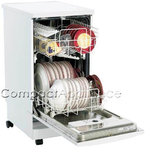 Danby Portable 18 Inch Dishwasher
