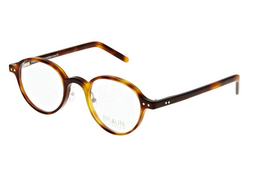 Bildergebnis für brille gefleckt braun rund herren | Brille ...