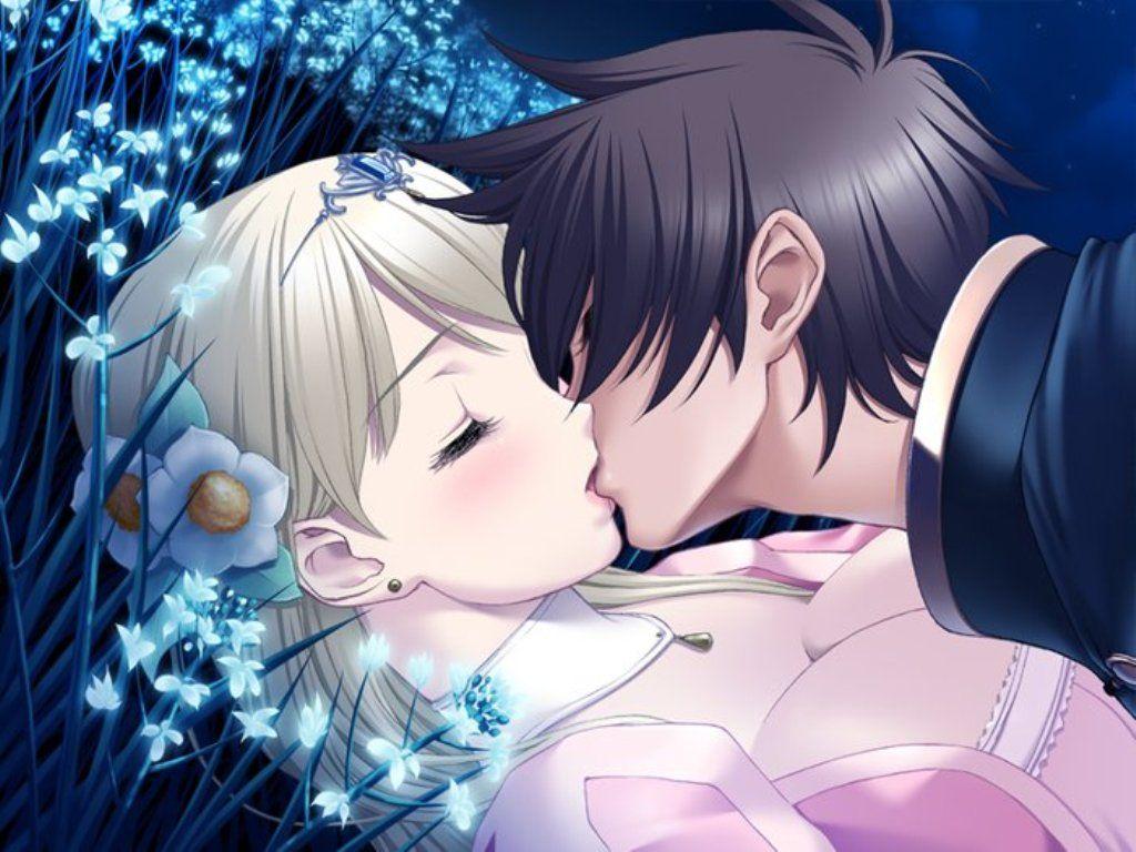 Anime Kiss Love High Resolution Wallpaper Hd With Images Anime Kiss Anime Kiss Scenes Anime Couple Kiss