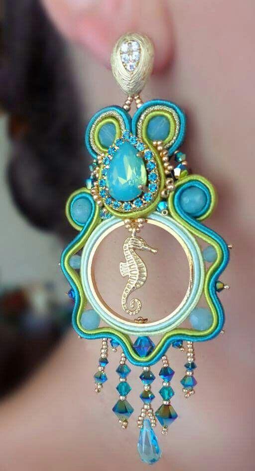 Serena Di Mercione earrings