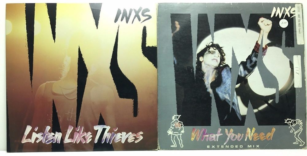 inxs listen like thieves what you need extended mix lp vinyl record album