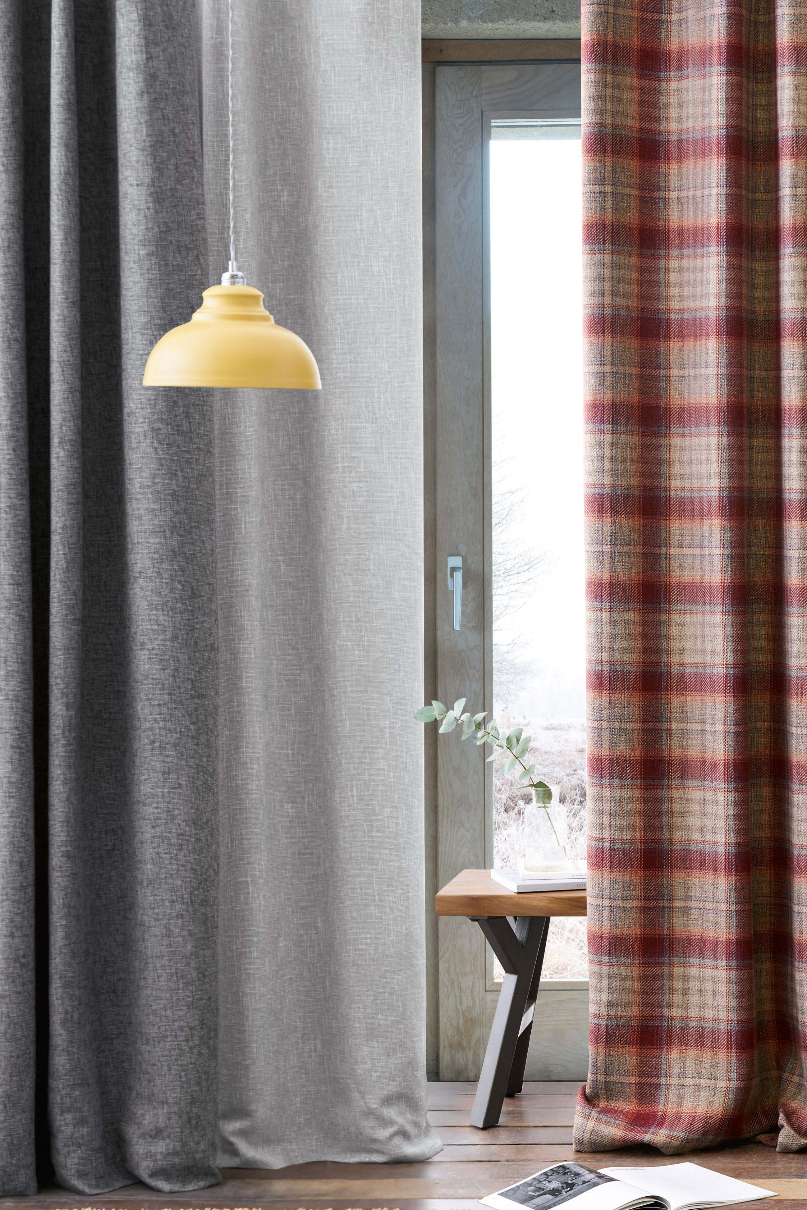 Grey Thermal Curtains Next Bouclé Eyelet Super Thermal Curtains Grey Products