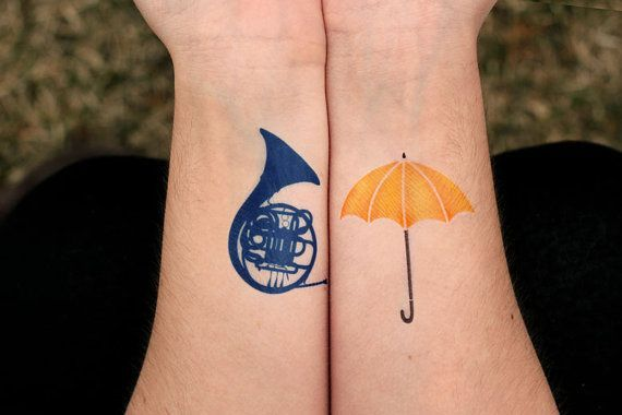 How I met your mother tattoo ideas