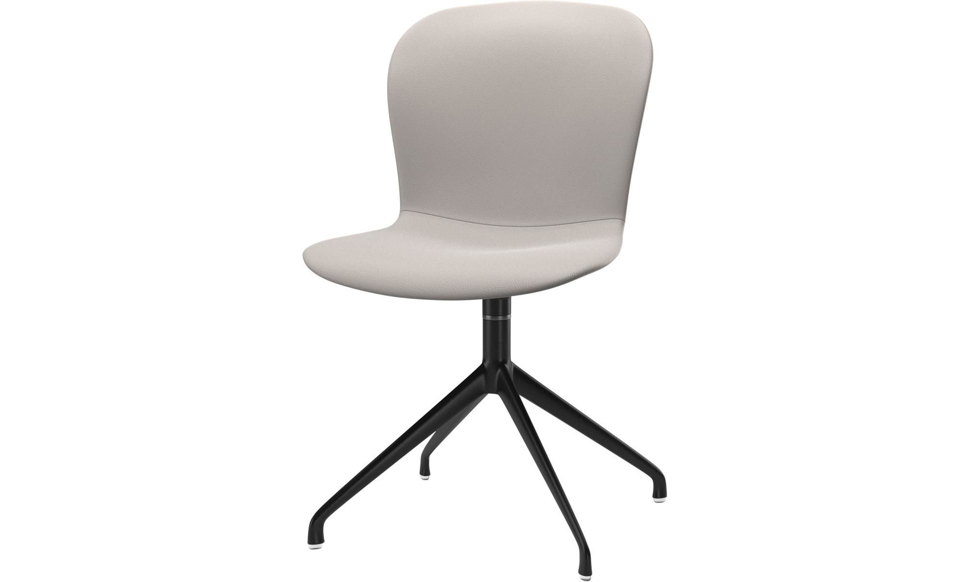 Dining Chairs Adelaide Chair With Swivel Function Beige