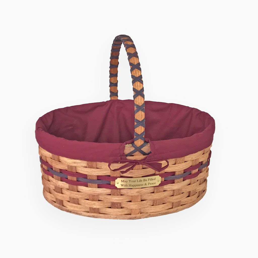 Give your child an heirloom amish wicker easter baskets from give your child an heirloom amish wicker easter baskets from amishbaskets negle Image collections