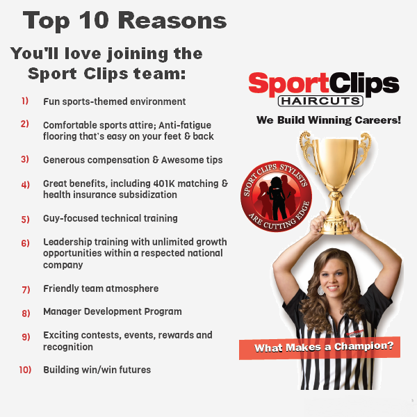 Sports Clips Near Me Now