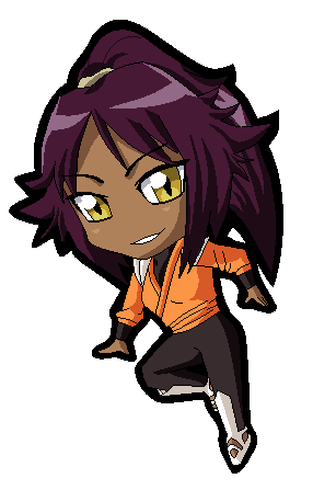 Bleach Chibi Yoruichi By ZantyARZdeviantart On DeviantArt