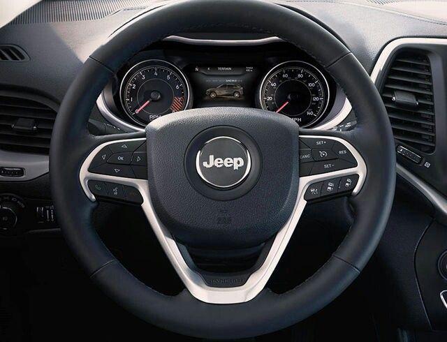 2016 Jeep Cherokee Interior In San Marcos