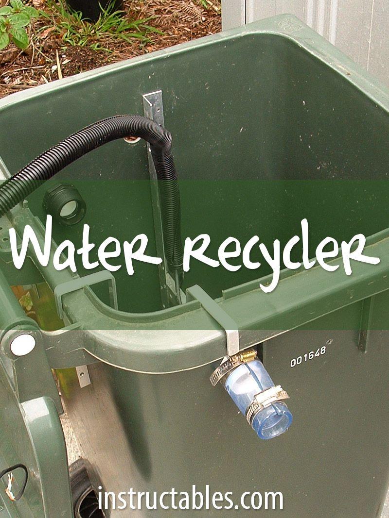 Water Recycler Grey Water Gardening Grey Water System