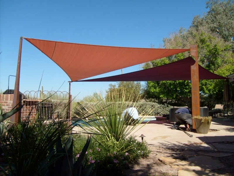 Fabric Structures \ Shade Structures