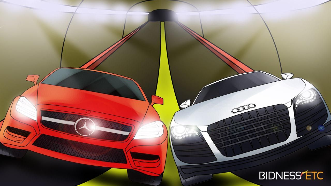 Audi AG Owned By Volkswagen AG ADR VLKAY Is A Relative - Is audi owned by volkswagen
