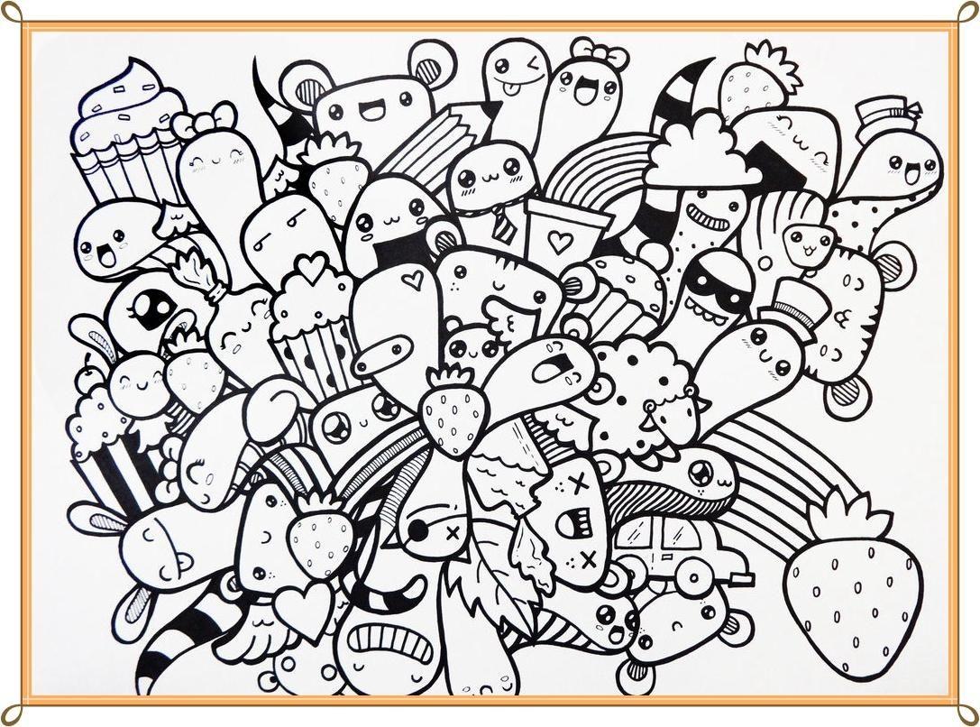 doodles - Drawing Design Ideas