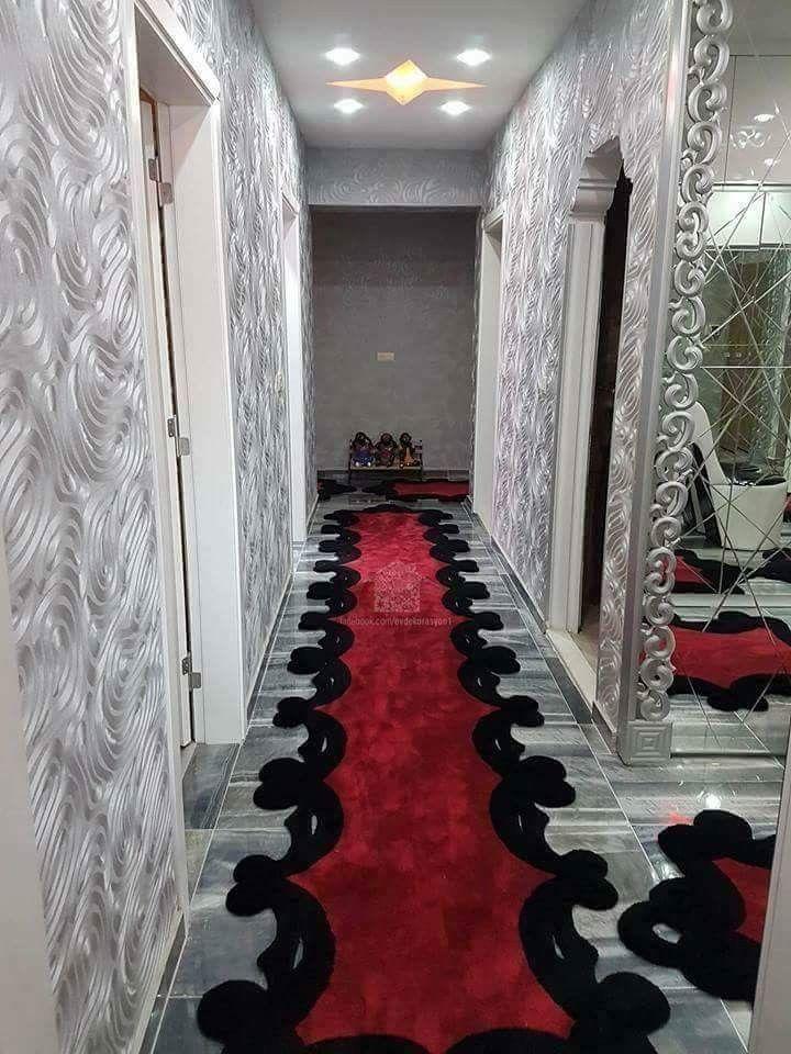 ترتيب اسياب البيت Hall Decor Home Decor Furniture Home Curtains