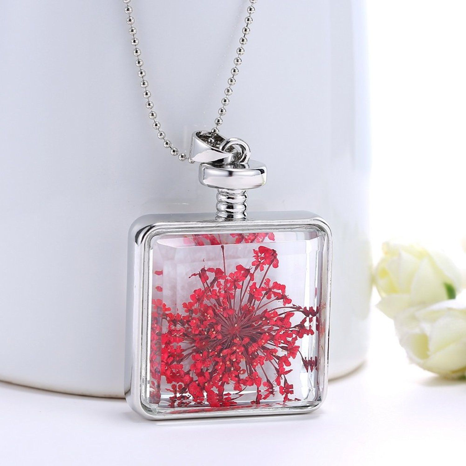 square small sided shipping il listing shape double fullxfull silver frame pendant glass lockets