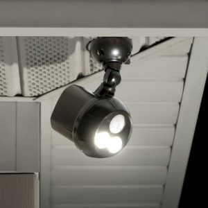 Battery Operated Outdoor Motion Detector Lights