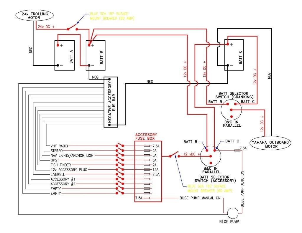 12v Switch Panel Wiring Diagram