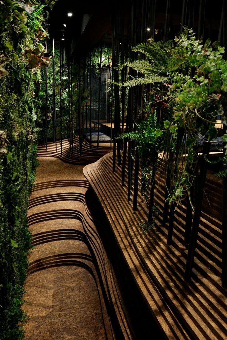 Un restaurante de comida japonesa del dise ador ryoji for Casa moderna restaurante salta