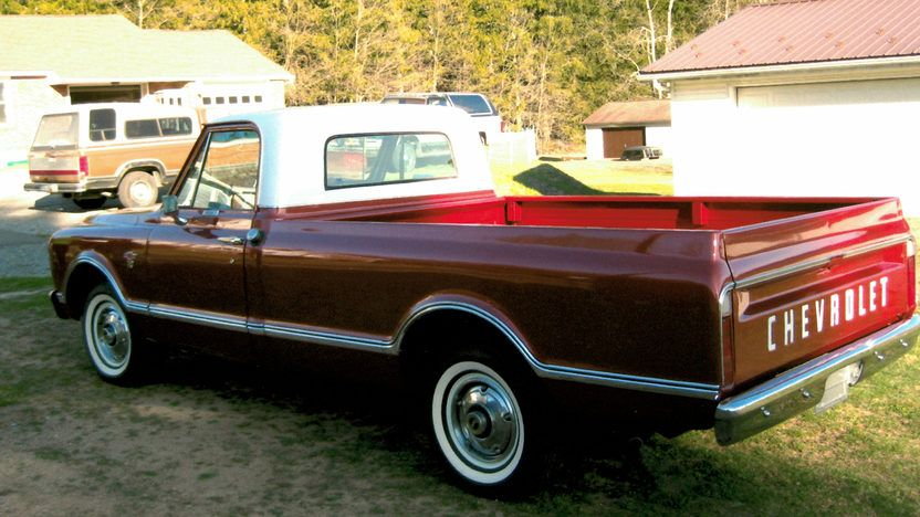 1967 Chevrolet Cst Pickup 3 Classic Chevy Trucks Chevy Trucks
