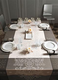 LE JACQUARD FRANÇAIS, créateur et fabricant de Linge pour la Table, la Cuisine et le Bain - Table linen