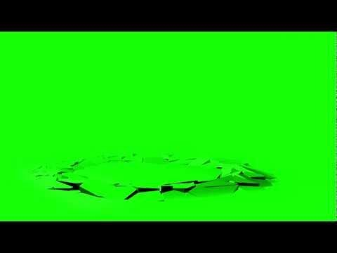 FREE Green screen Effects | ground Fracture/crack/Wave
