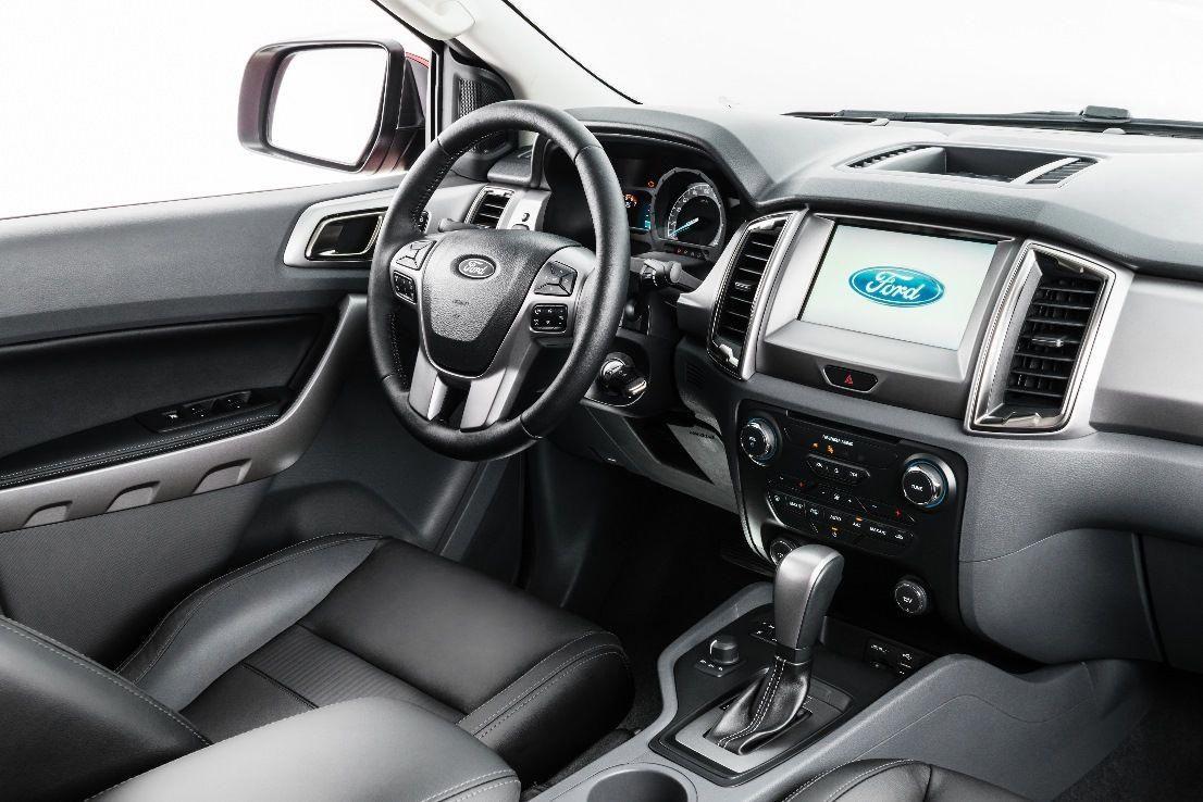 Ford Exibe Imagens Do Interior Da Nova Ranger 2017 Interiordoors