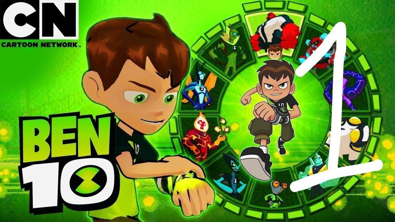 Ben 10 Cartoon Network Video Game Part1 العاب بن 10 الجزء الاول كرتو Ben 10 Cartoon Network Cn Cartoon Network