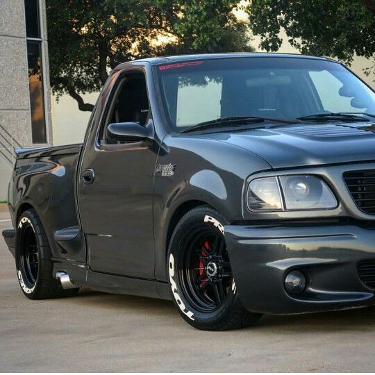 ford lightning the only ford that i really appreciate hot rods pinterest ford lightning. Black Bedroom Furniture Sets. Home Design Ideas