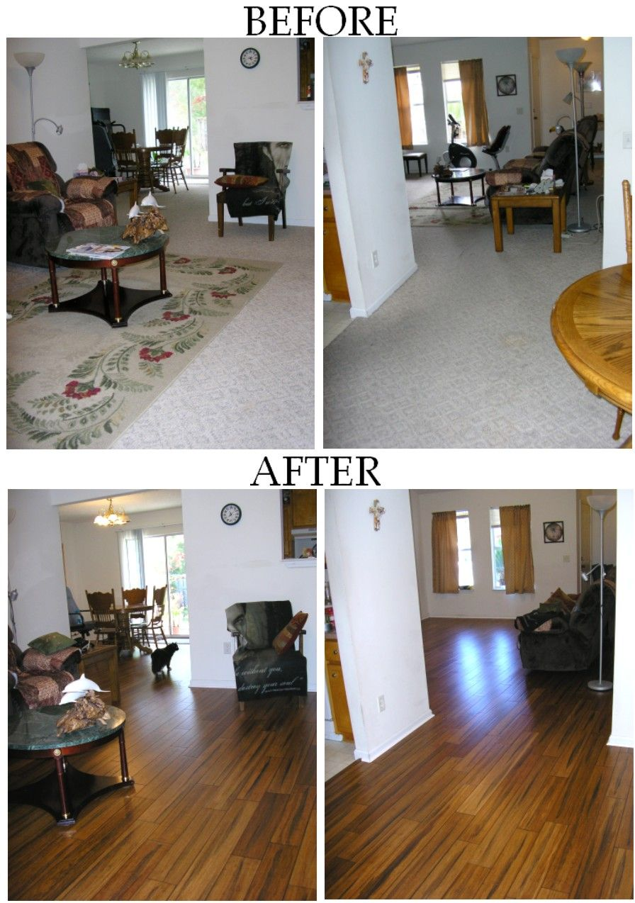 What You Should Know About Bamboo Flooring Bamboo Flooring Bamboo Flooring Living Room Dark Bamboo Flooring