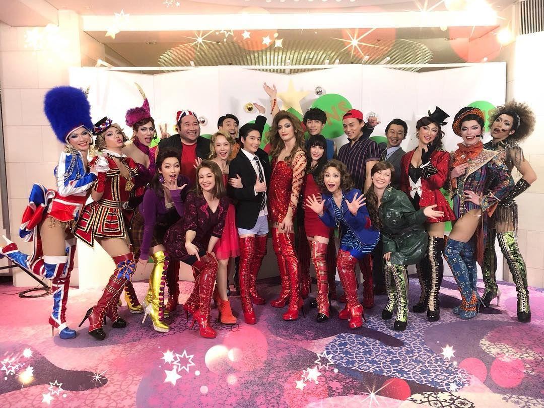 Teppei Koike Teppei Koike Official Posted On Instagram すんごく楽しかったfns歌謡祭 貴重な経験ができました 大好きなカンパニーと素敵なステージに立てて感動 来年の再演楽しみにしてねー そして 同世代の32歳トリオ これも楽し 2020 楽 祭