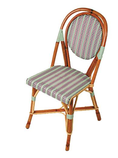 Riviera 3412 Authentic Bistro Chair Handmade In France
