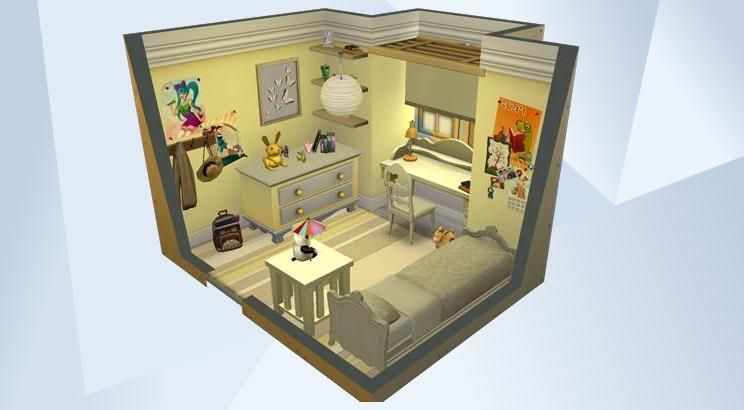 Check Out This Room In The Sims 4 Gallery Sims Haus