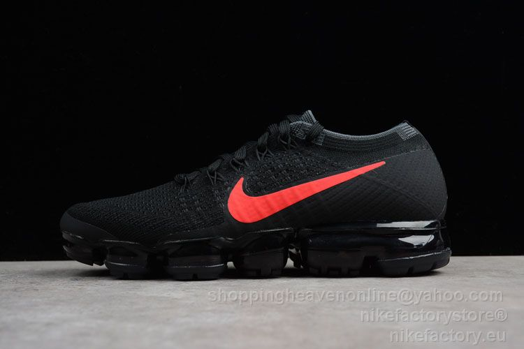 ca60488e82 2018 NIKE AIR VAPORMAX FLYKNIT 899473-001 Black 39-45 | Nike Air ...