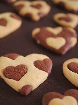 #cuore #biscotto