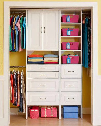 Kids Built In Wardrobes